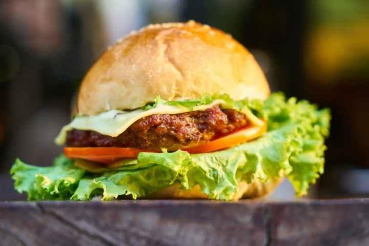 Veggie Burgers